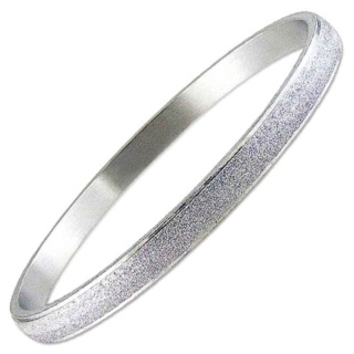 Illusion Steel Bangle