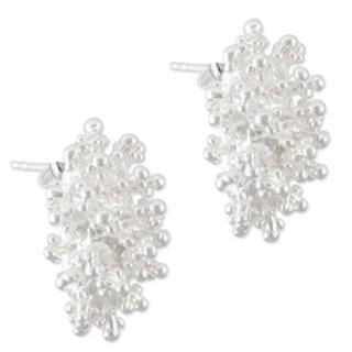 Kewee Silver Earrings