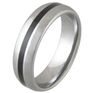 Fierce Tungsten Ring